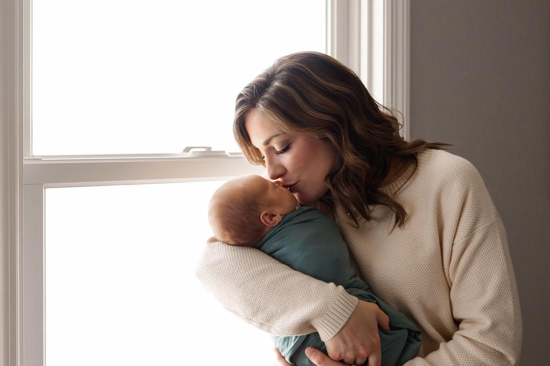 Schmelzle - Isaacs Newborn Session - Brittany Lynn Imagery LLC - St Charles MO Photographer -15
