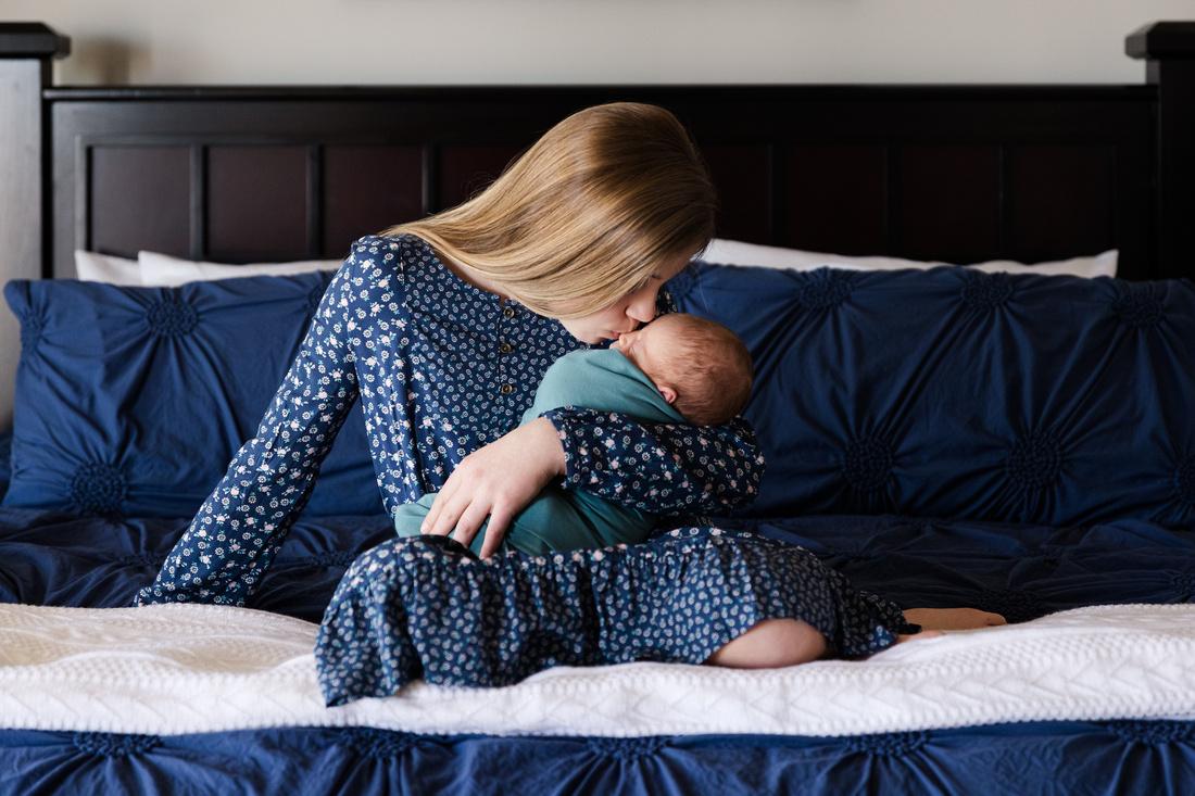Schmelzle - Isaacs Newborn Session - Brittany Lynn Imagery LLC - St Charles MO Photographer -31