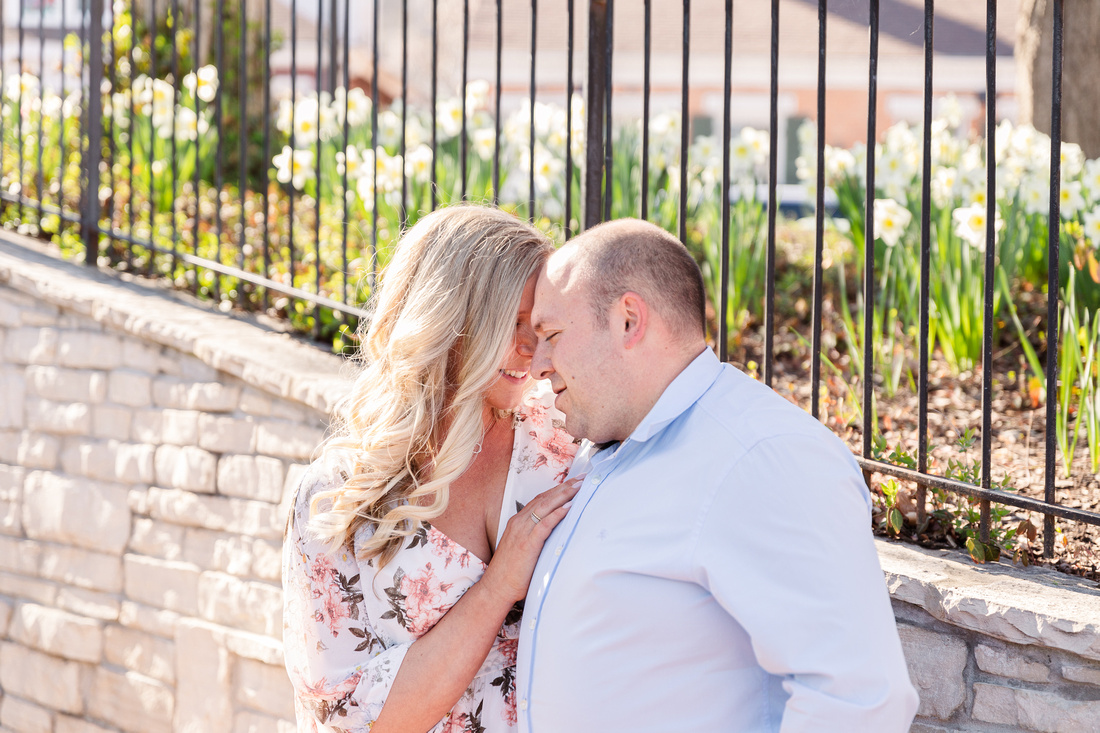 Raskin - Engagement Collection - Spring 2021 - Brittany Lynn Imagery LLC - St Charles MO Photographer -7
