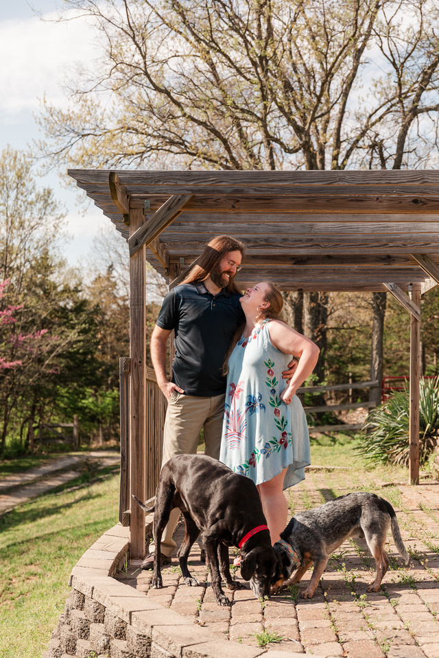 Heather and Dan Witcher - Brittany Lynn Imagery LLC - St Charles MO Photographer -2