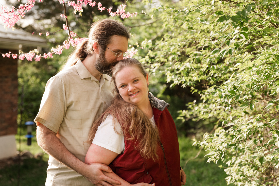 Heather and Dan Witcher - Brittany Lynn Imagery LLC - St Charles MO Photographer -77