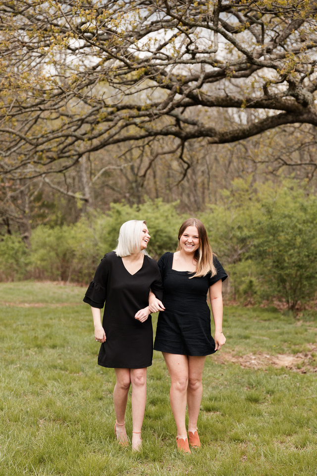 Krista and Hailey - Class of 2021 - Brittany Lynn Imagery LLC - St Charles MO Photographer -1