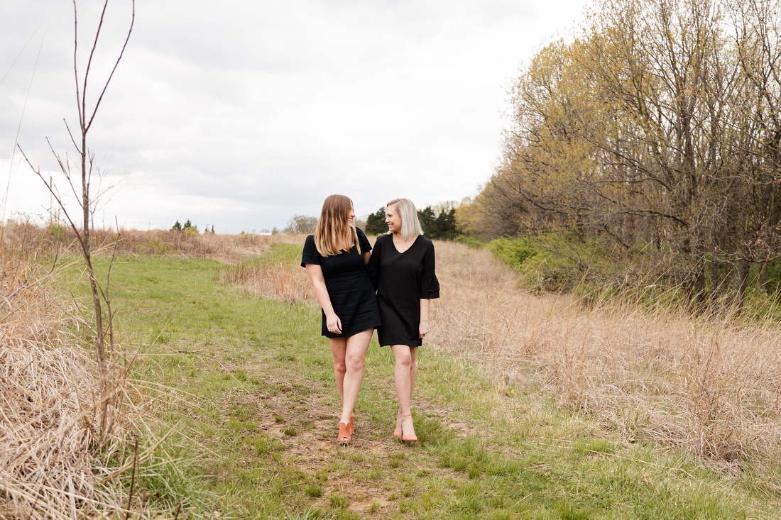 Krista and Hailey - Class of 2021 - Brittany Lynn Imagery LLC - St Charles MO Photographer -4