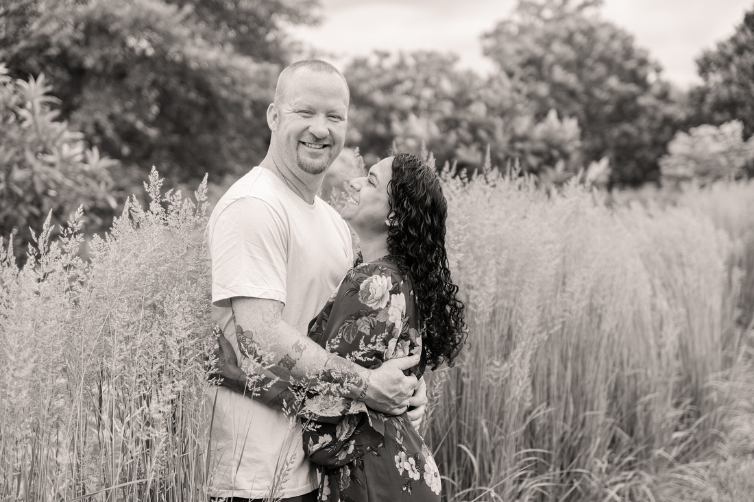 Marissa and Mike - Forest Park - Brittany Lynn Imagery LLC - St Charles MO Photographer -19