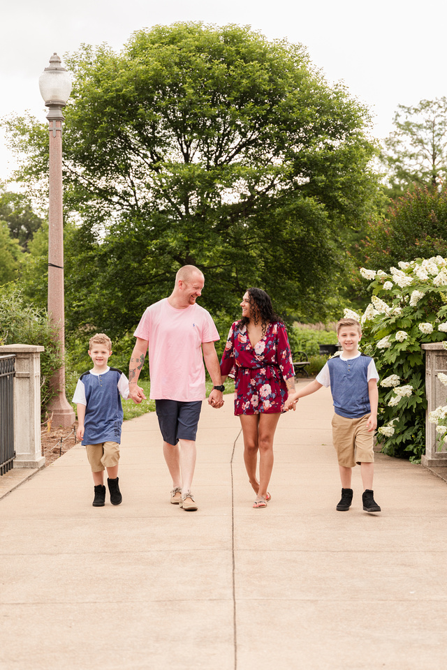 Marissa and Mike - Forest Park - Brittany Lynn Imagery LLC - St Charles MO Photographer -5