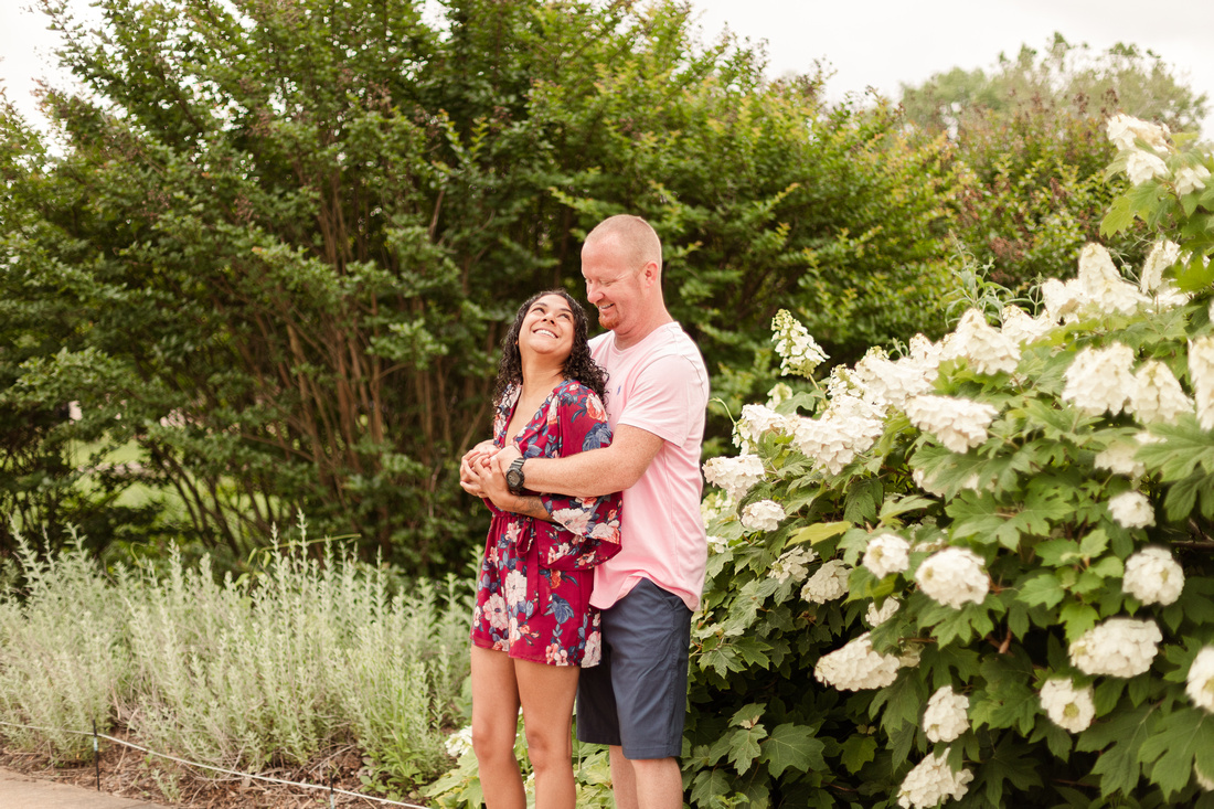 Marissa and Mike - Forest Park - Brittany Lynn Imagery LLC - St Charles MO Photographer -12