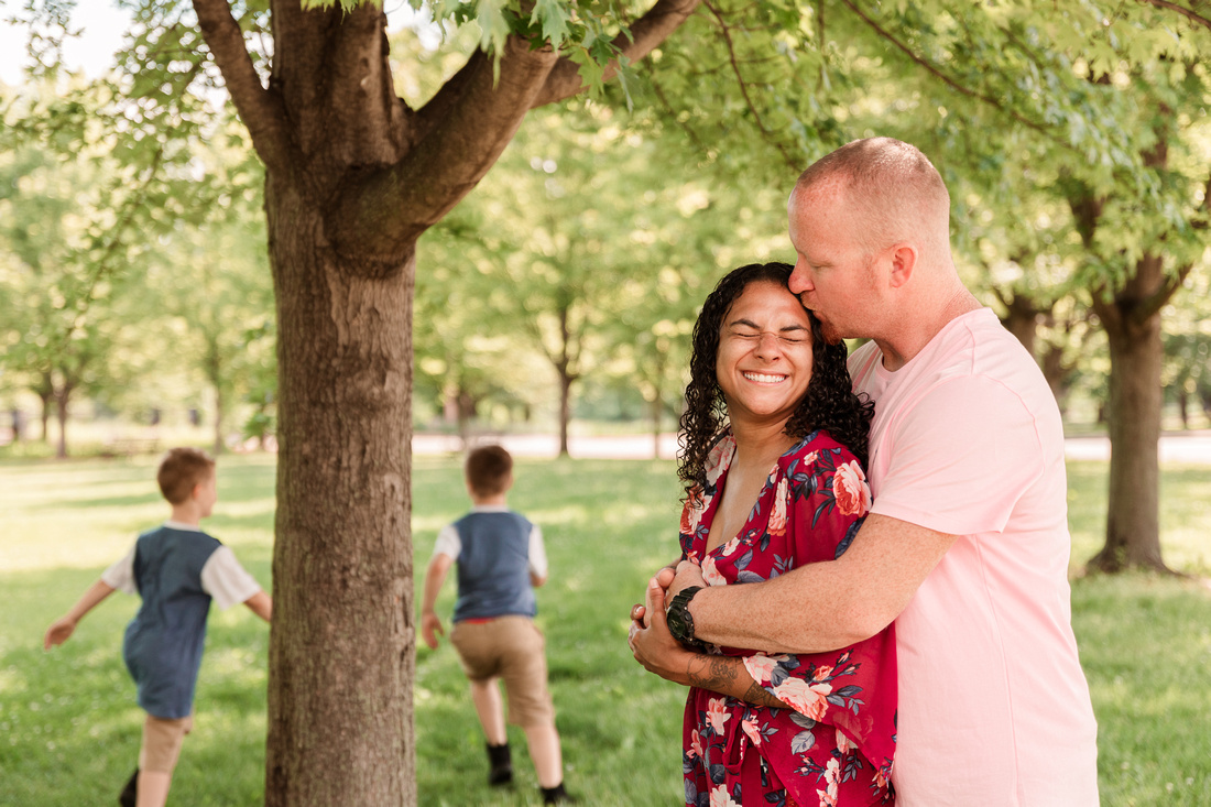 Marissa and Mike - Forest Park - Brittany Lynn Imagery LLC - St Charles MO Photographer -67