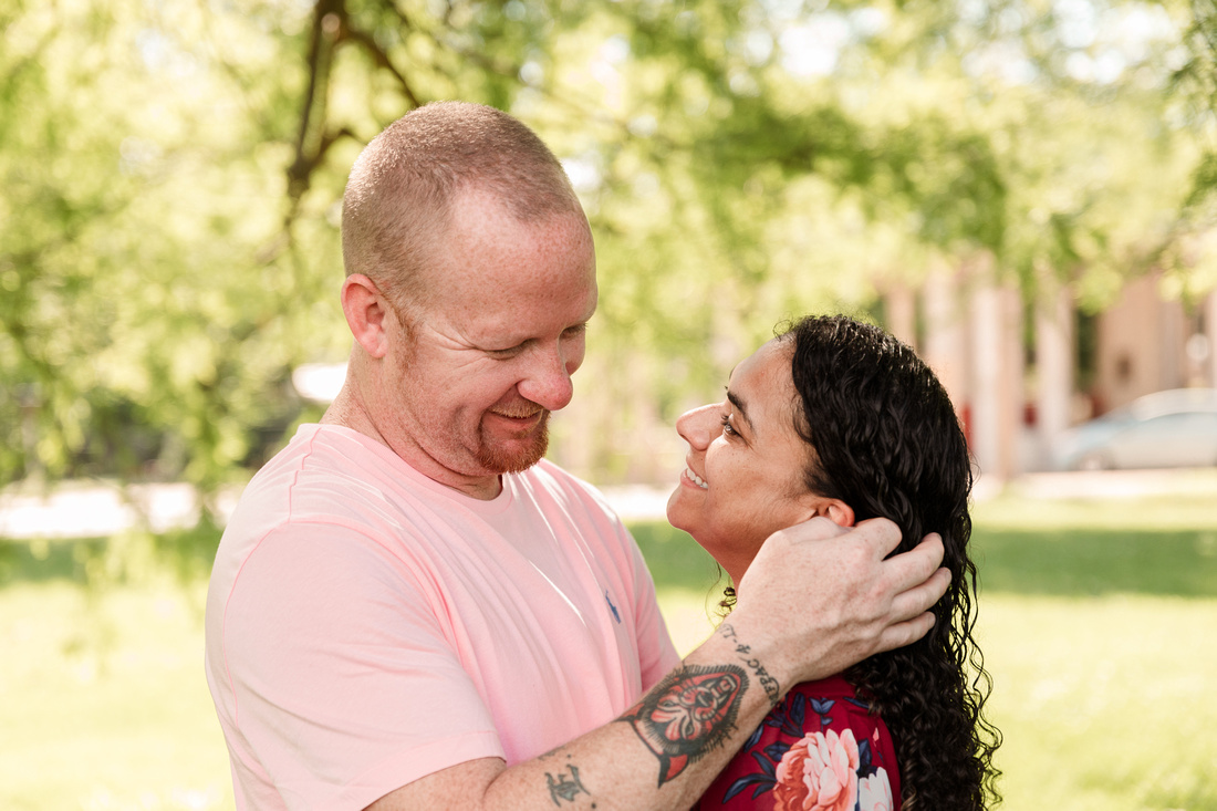 Marissa and Mike - Forest Park - Brittany Lynn Imagery LLC - St Charles MO Photographer -73