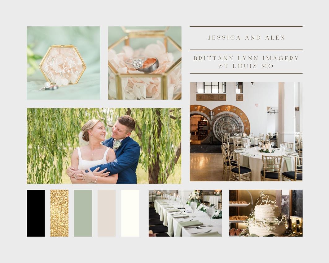STL Wedding Photographer - Brittany Lynn Imagery - The Noble STL - Urban Canvas STL