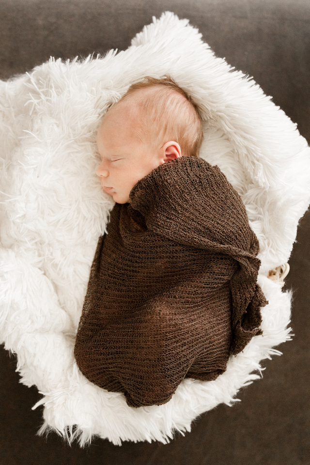 Finley Roy - Lifestyle In-Home Newborn Session - Brittany Lynn Imagery LLC - St Charles MO Photographer -4