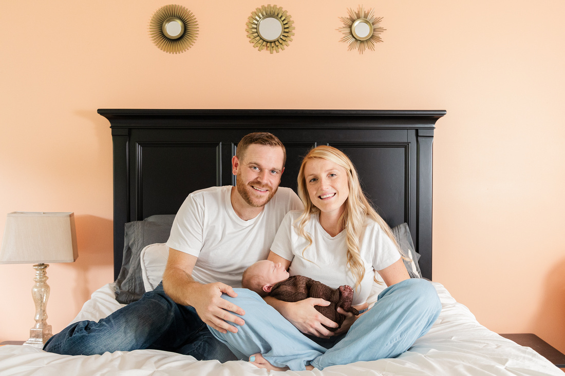 Finley Roy - Lifestyle In-Home Newborn Session - Brittany Lynn Imagery LLC - St Charles MO Photographer -20