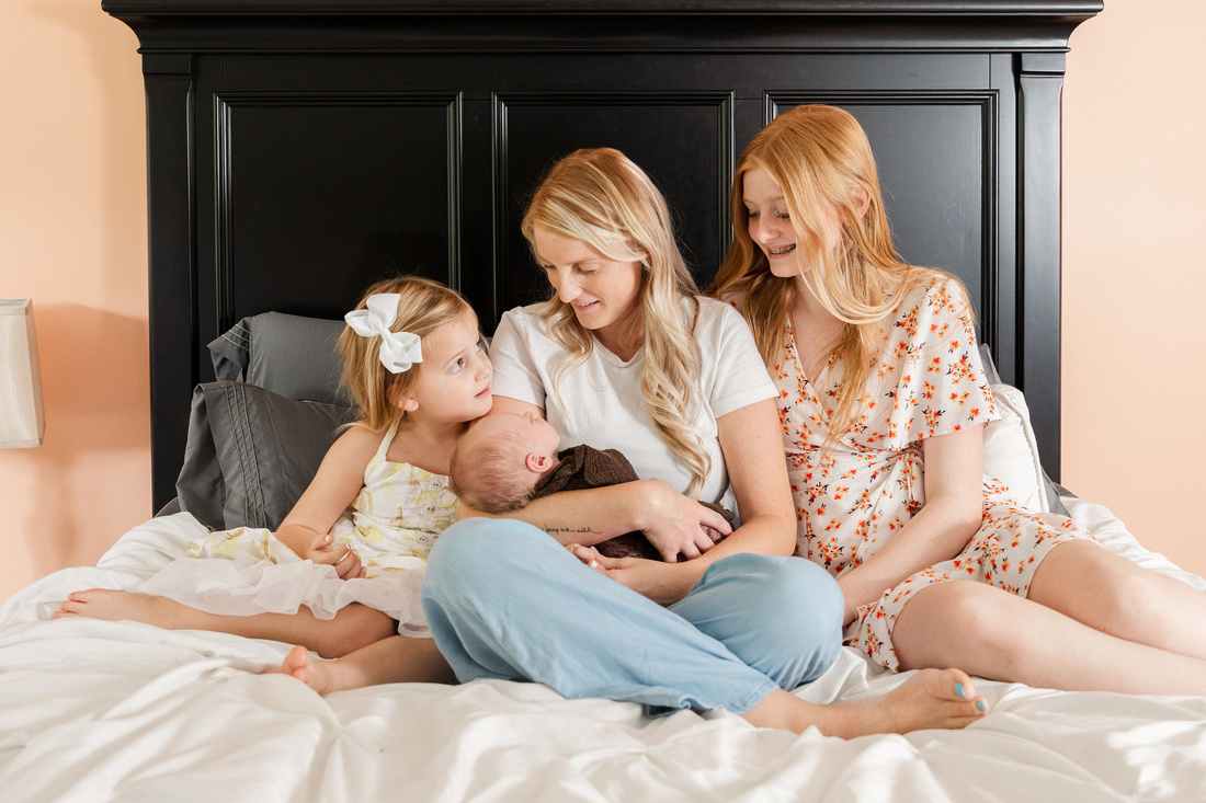 Finley Roy - Lifestyle In-Home Newborn Session - Brittany Lynn Imagery LLC - St Charles MO Photographer -32