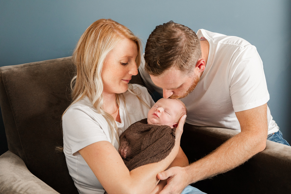 Finley Roy - Lifestyle In-Home Newborn Session - Brittany Lynn Imagery LLC - St Charles MO Photographer -51