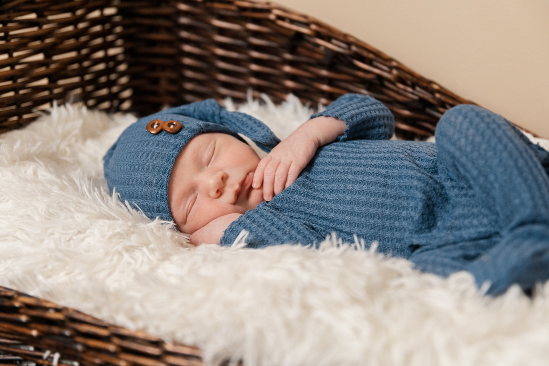 Finley Roy - Lifestyle In-Home Newborn Session - Brittany Lynn Imagery LLC - St Charles MO Photographer -62