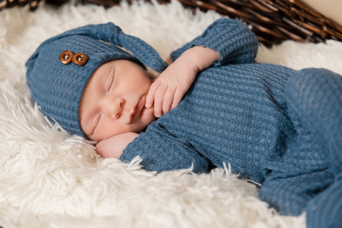 Finley Roy - Lifestyle In-Home Newborn Session - Brittany Lynn Imagery LLC - St Charles MO Photographer -63