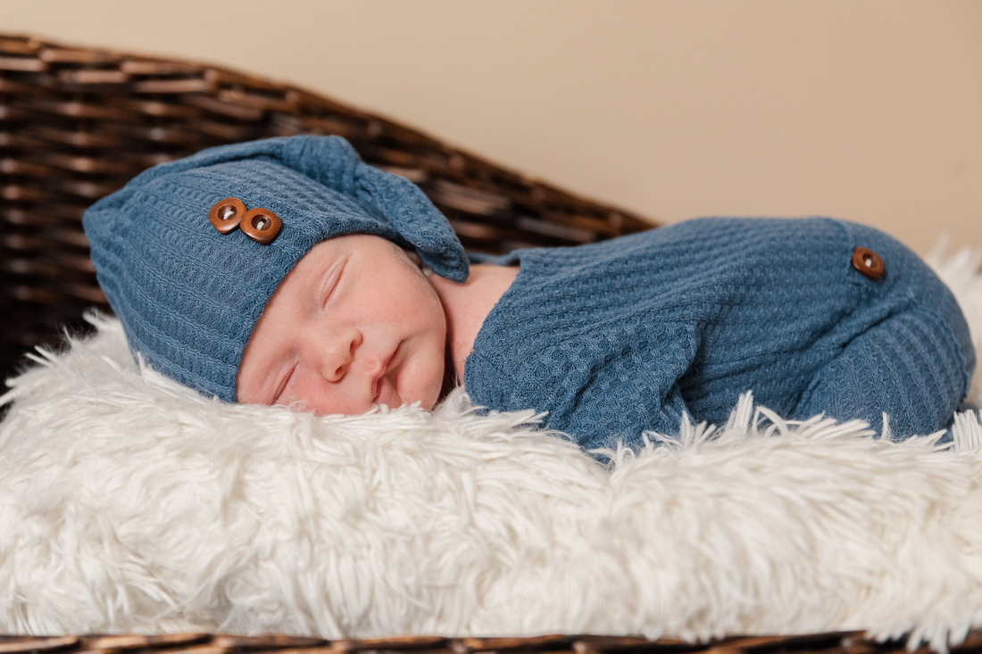Finley Roy - Lifestyle In-Home Newborn Session - Brittany Lynn Imagery LLC - St Charles MO Photographer -64