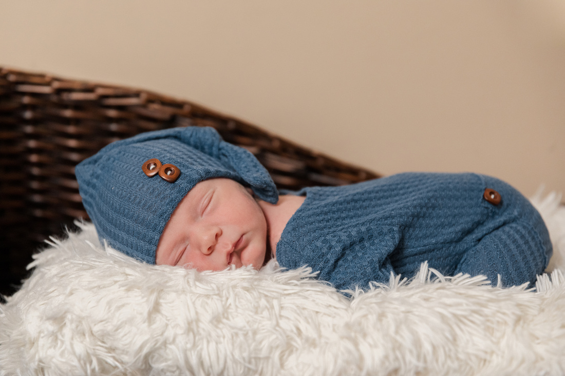 Finley Roy - Lifestyle In-Home Newborn Session - Brittany Lynn Imagery LLC - St Charles MO Photographer -68