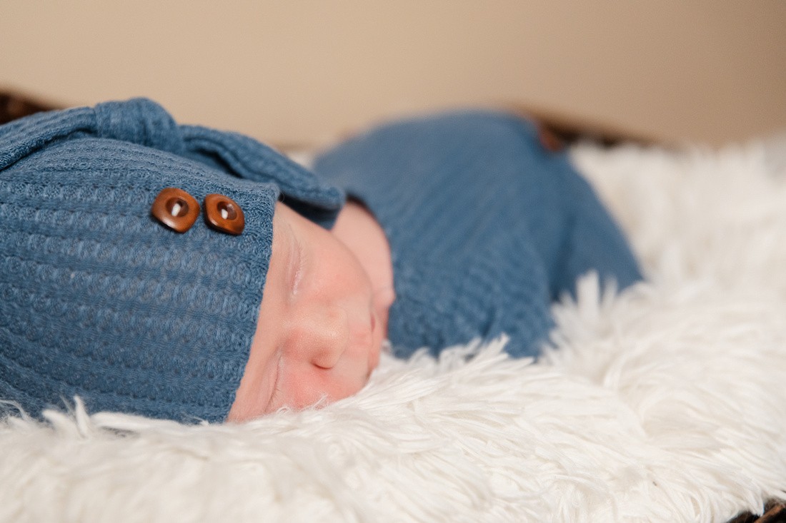 Finley Roy - Lifestyle In-Home Newborn Session - Brittany Lynn Imagery LLC - St Charles MO Photographer -69