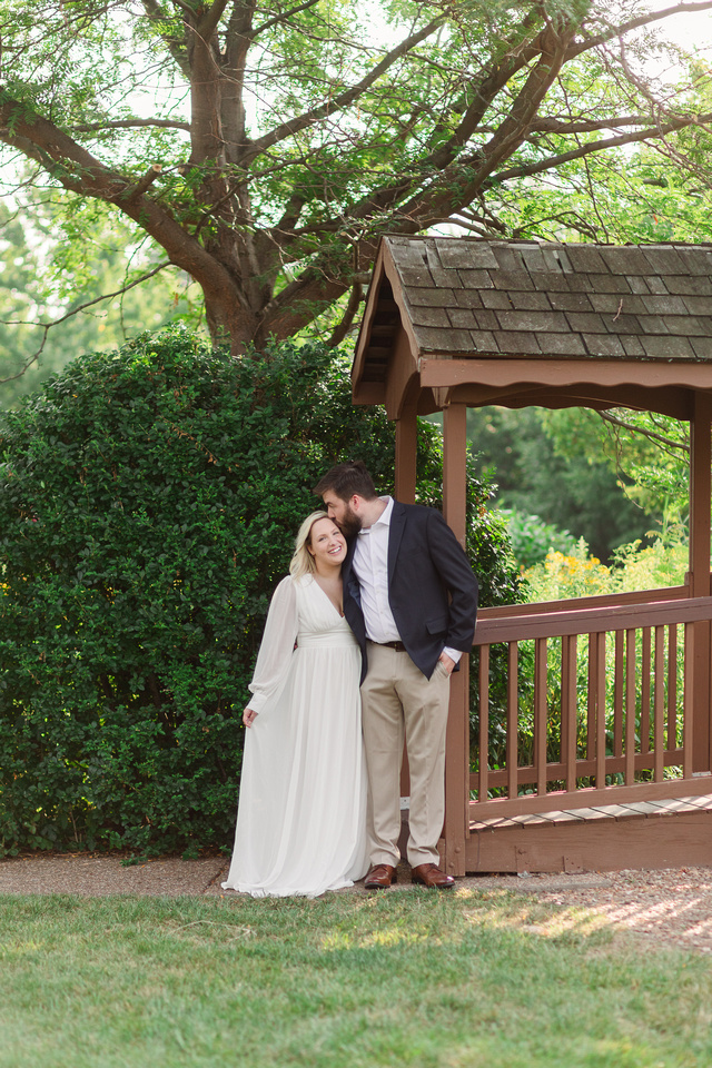 Sydney and John Engagement Session - New Town - Brittany Lynn Imagery LLC - St Charles MO Photographer -34