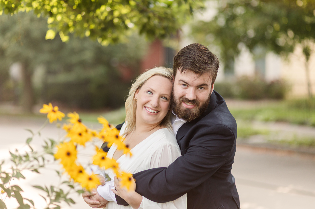 Sydney and John Engagement Session - New Town - Brittany Lynn Imagery LLC - St Charles MO Photographer -36