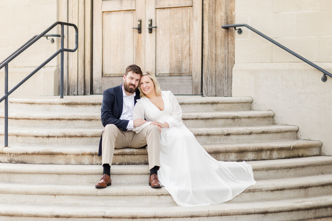 Sydney and John Engagement Session - New Town - Brittany Lynn Imagery LLC - St Charles MO Photographer -39
