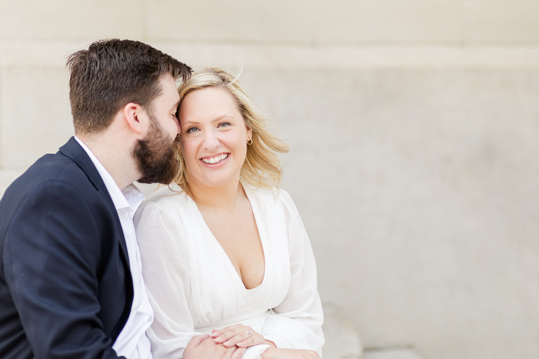 Sydney and John Engagement Session - New Town - Brittany Lynn Imagery LLC - St Charles MO Photographer -43