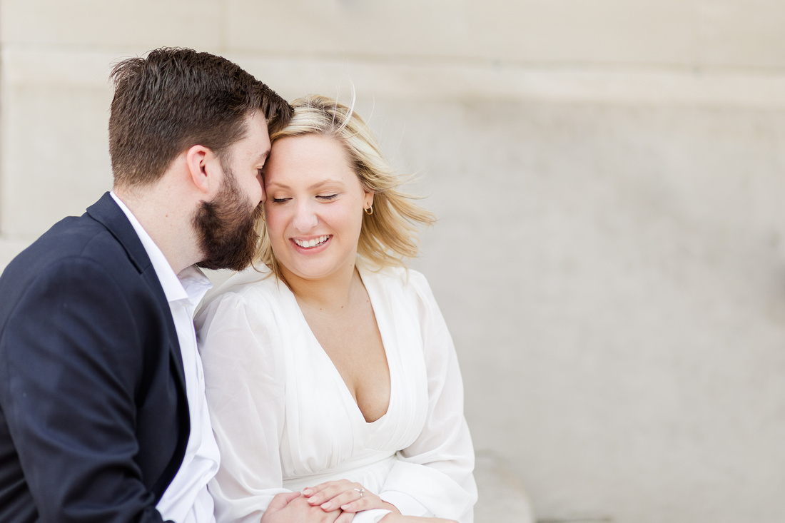 Sydney and John Engagement Session - New Town - Brittany Lynn Imagery LLC - St Charles MO Photographer -44