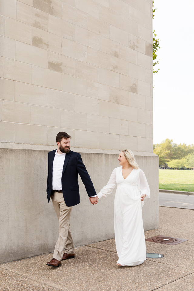 Sydney and John Engagement Session - New Town - Brittany Lynn Imagery LLC - St Charles MO Photographer -60