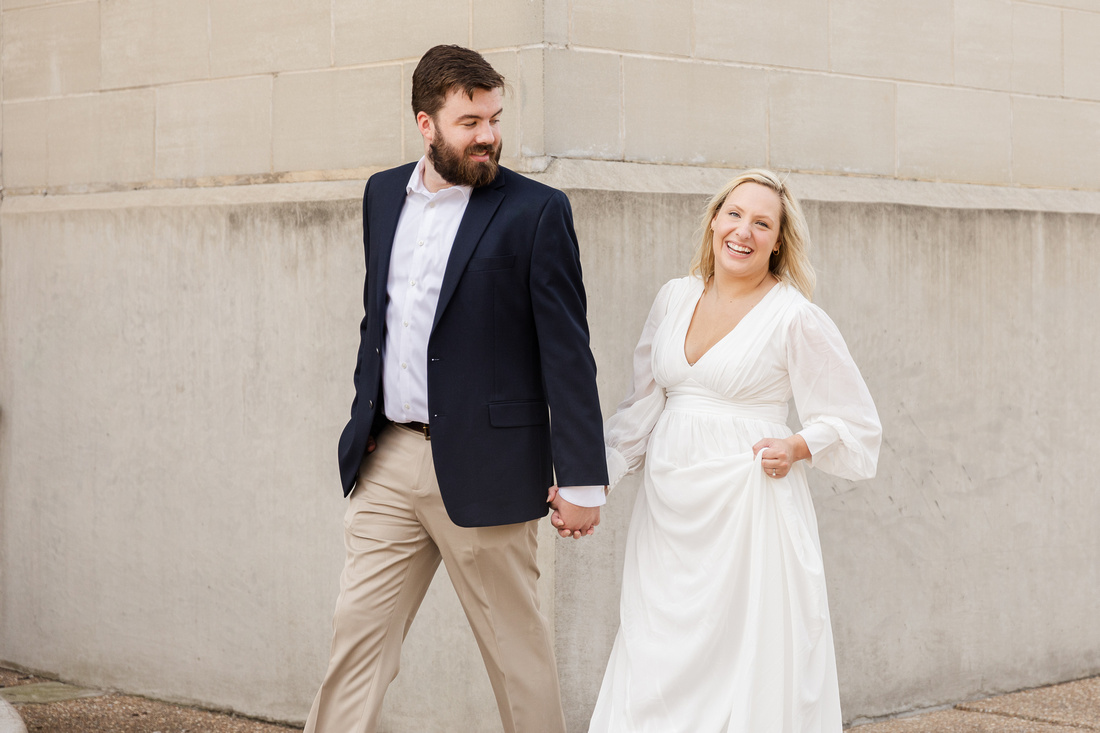 Sydney and John Engagement Session - New Town - Brittany Lynn Imagery LLC - St Charles MO Photographer -62