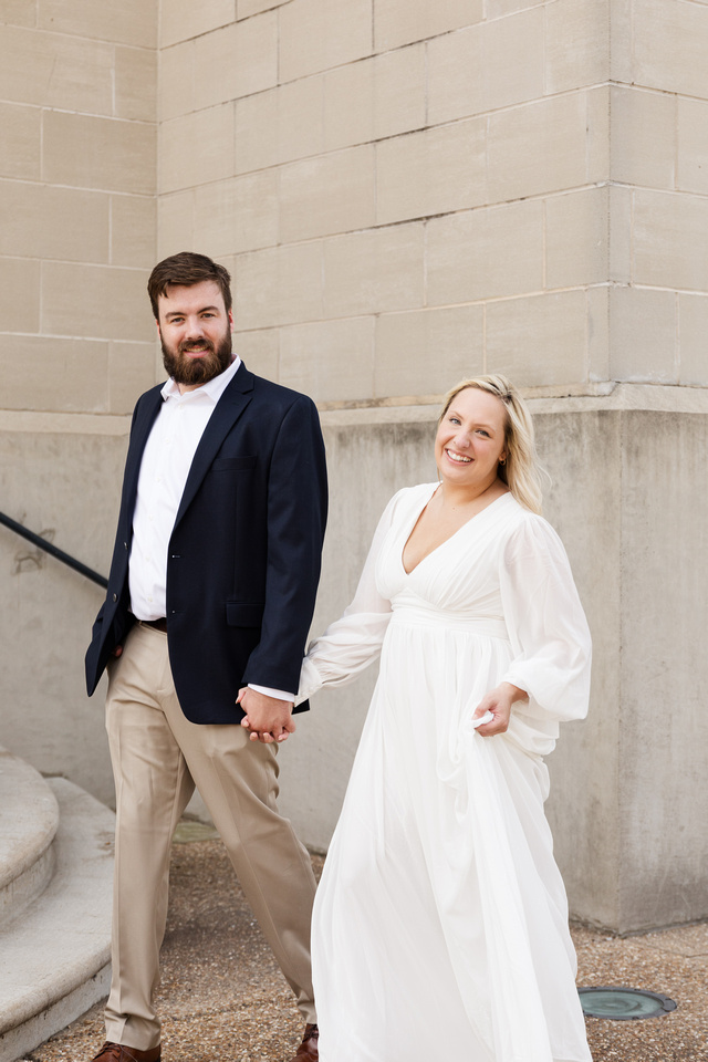 Sydney and John Engagement Session - New Town - Brittany Lynn Imagery LLC - St Charles MO Photographer -61