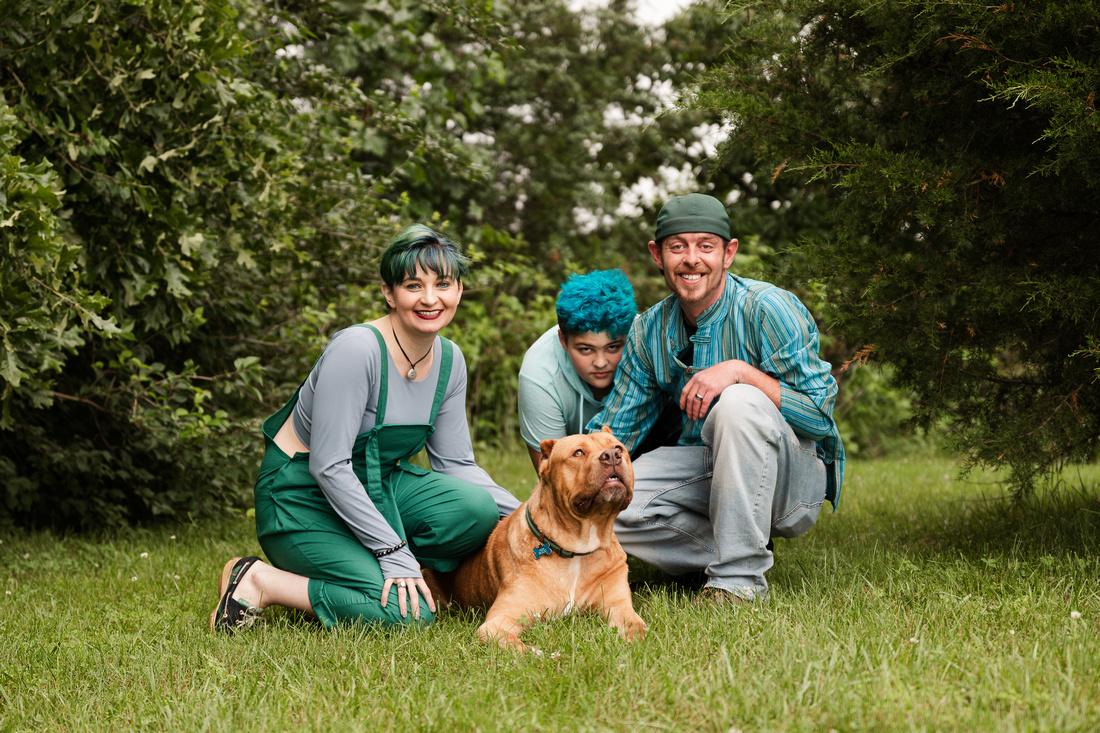Hicks Family - Broemmelsiek Park - Brittany Lynn Imagery LLC - St Charles MO Photographer -4
