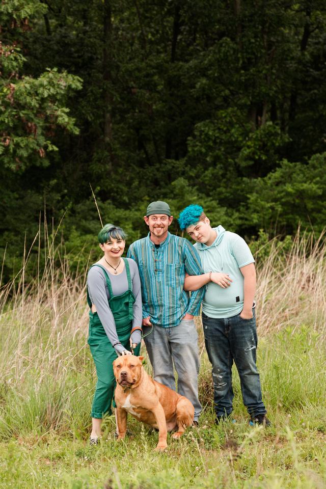 Hicks Family - Broemmelsiek Park - Brittany Lynn Imagery LLC - St Charles MO Photographer -21