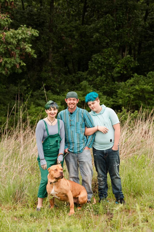 Hicks Family - Broemmelsiek Park - Brittany Lynn Imagery LLC - St Charles MO Photographer -22