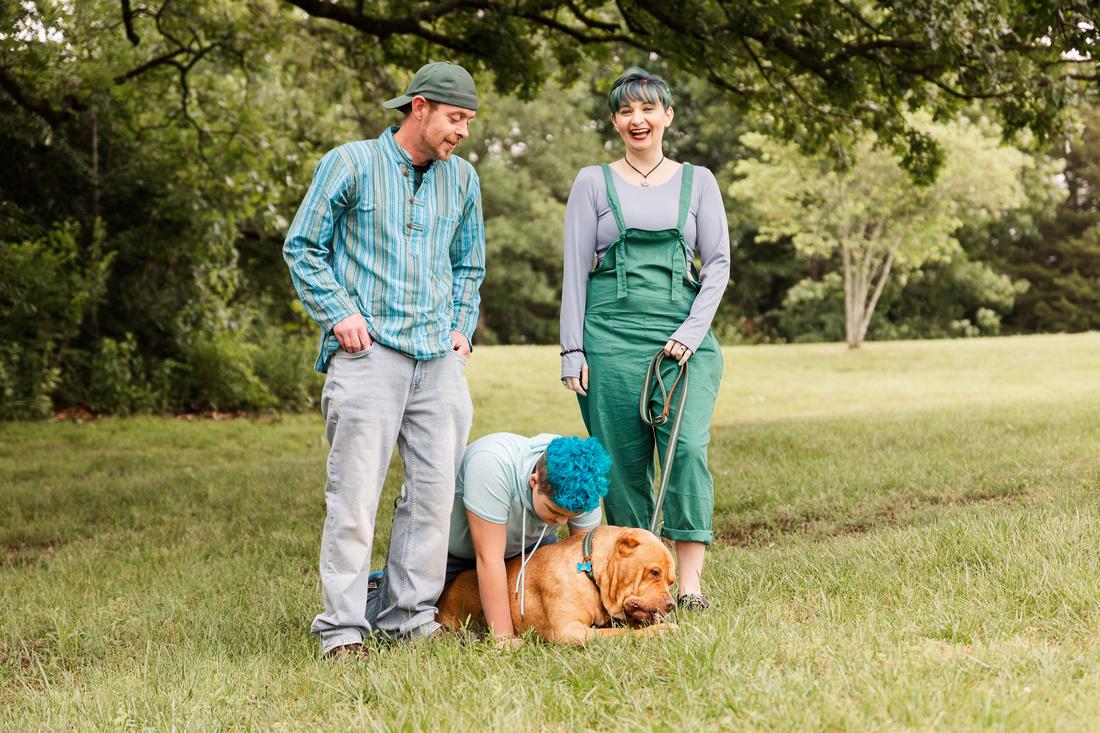 Hicks Family - Broemmelsiek Park - Brittany Lynn Imagery LLC - St Charles MO Photographer -40