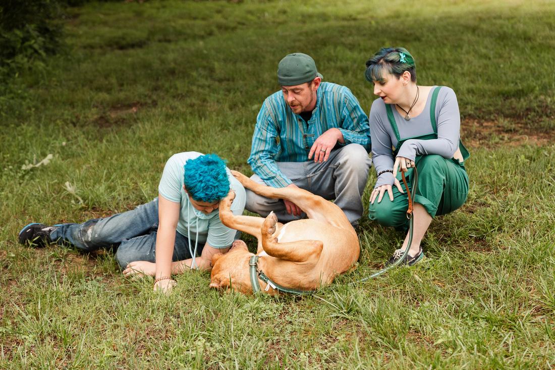 Hicks Family - Broemmelsiek Park - Brittany Lynn Imagery LLC - St Charles MO Photographer -59
