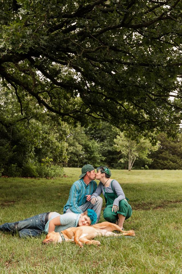 Hicks Family - Broemmelsiek Park - Brittany Lynn Imagery LLC - St Charles MO Photographer -62