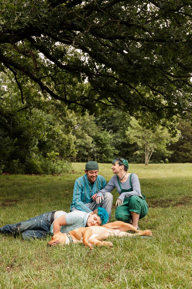 Hicks Family - Broemmelsiek Park - Brittany Lynn Imagery LLC - St Charles MO Photographer -64