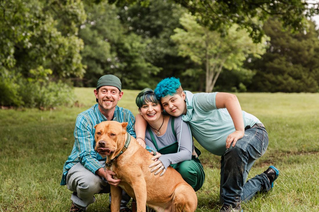 Hicks Family - Broemmelsiek Park - Brittany Lynn Imagery LLC - St Charles MO Photographer -65