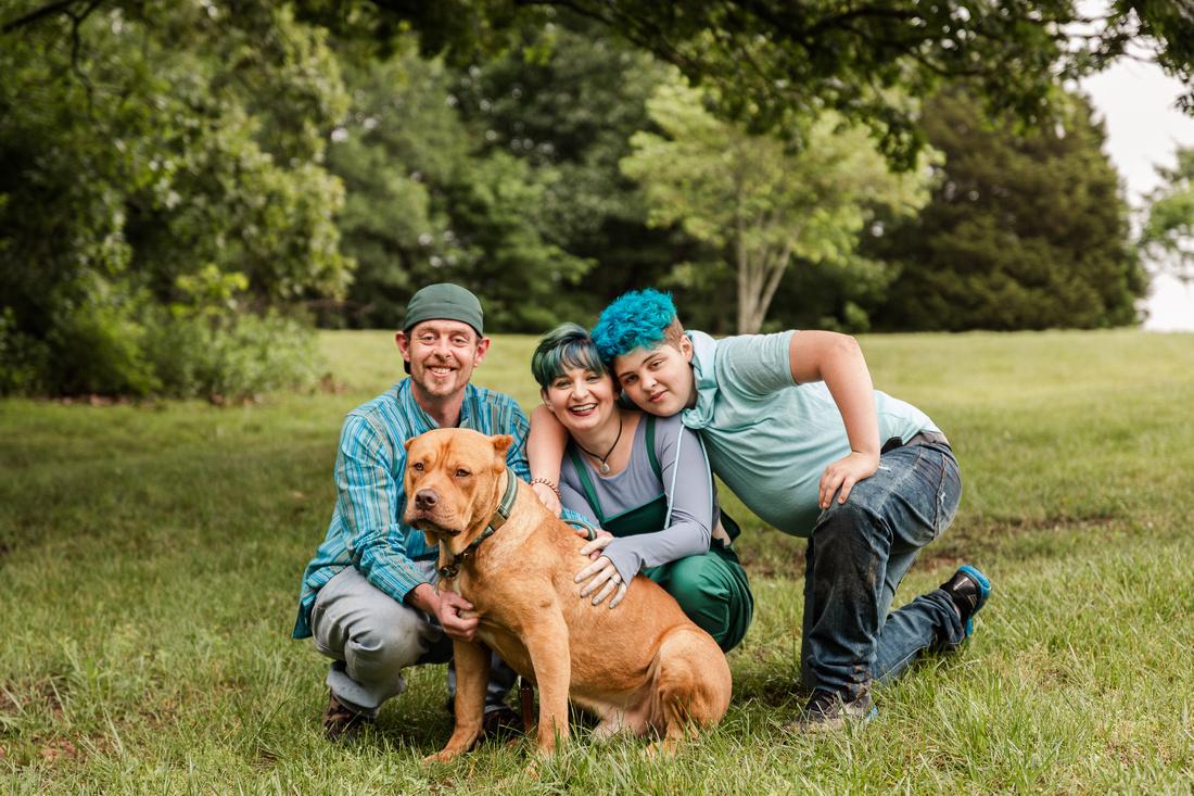Hicks Family - Broemmelsiek Park - Brittany Lynn Imagery LLC - St Charles MO Photographer -66