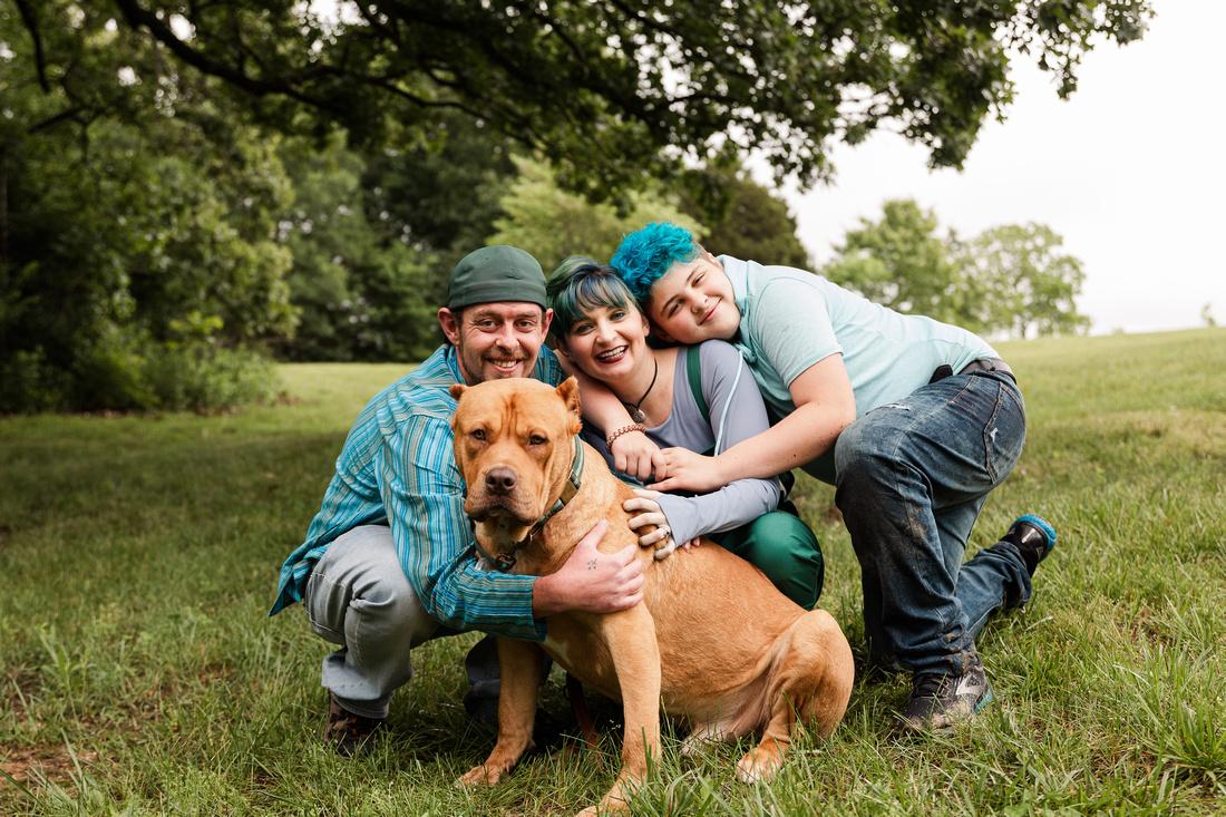 Hicks Family - Broemmelsiek Park - Brittany Lynn Imagery LLC - St Charles MO Photographer -67