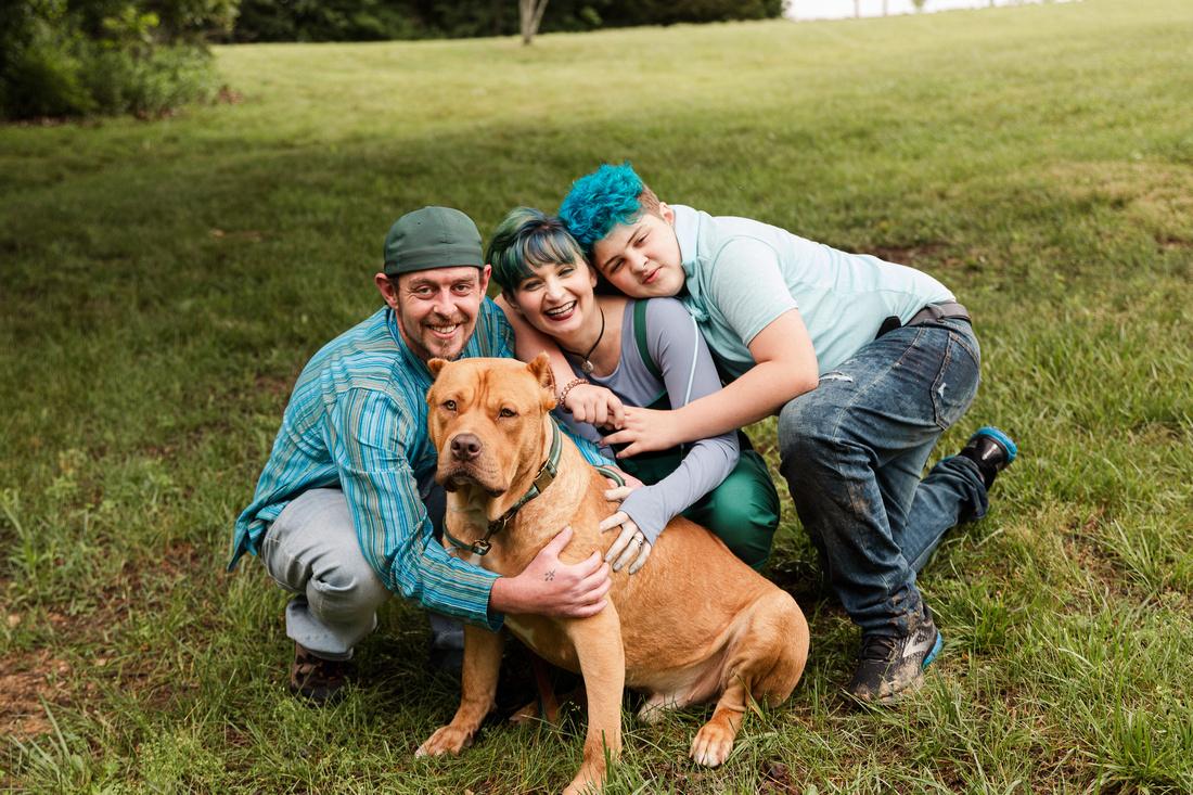 Hicks Family - Broemmelsiek Park - Brittany Lynn Imagery LLC - St Charles MO Photographer -70