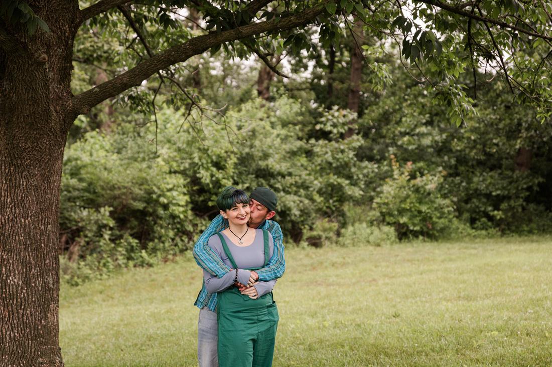 Hicks Family - Broemmelsiek Park - Brittany Lynn Imagery LLC - St Charles MO Photographer -75