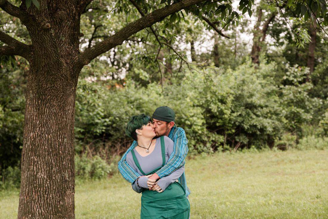 Hicks Family - Broemmelsiek Park - Brittany Lynn Imagery LLC - St Charles MO Photographer -79