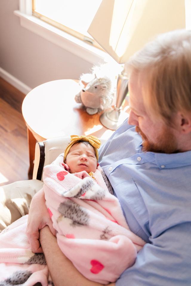 Henry Newborn - Brittany Lynn Imagery LLC - St Charles MO Photographer -6