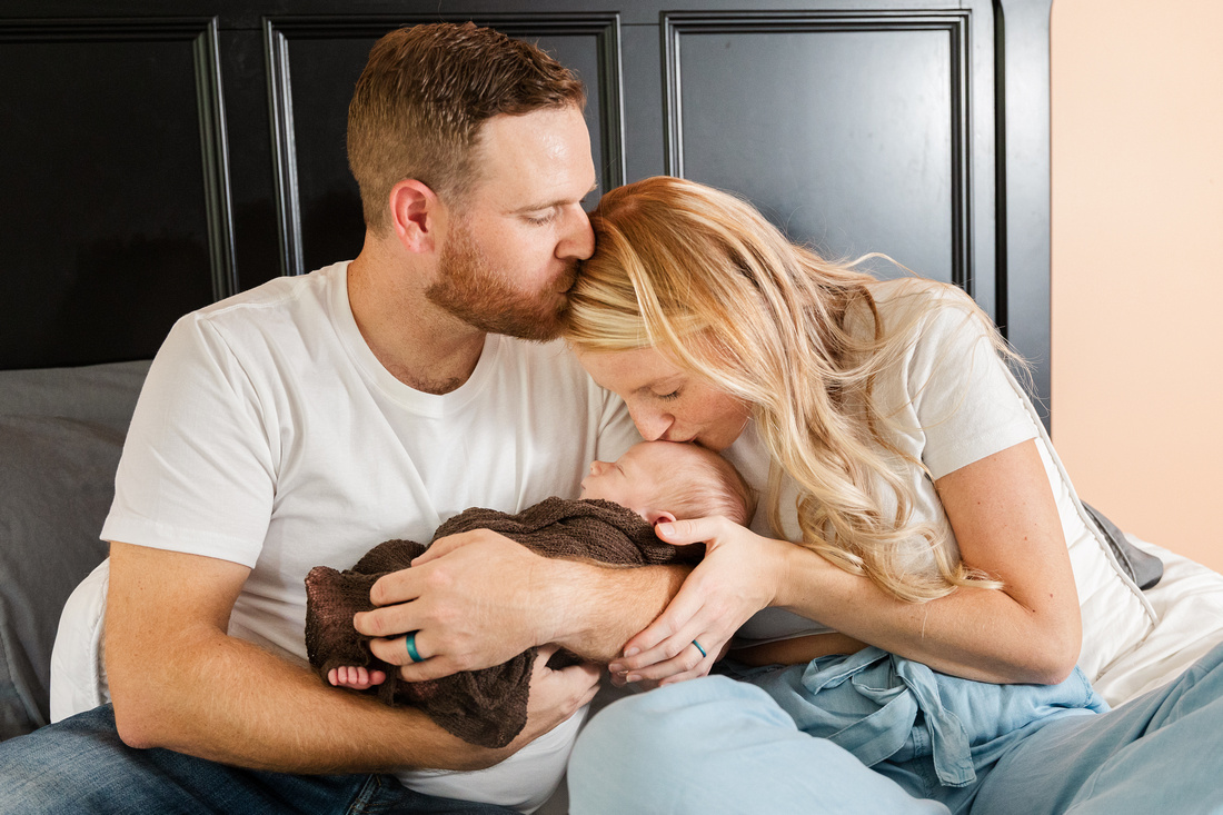 Finley Roy - Lifestyle In-Home Newborn Session - Brittany Lynn Imagery LLC - St Charles MO Photographer -23