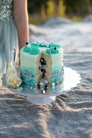 Brittany Lynn Imagery St. Charles MO Cake Smash 50th Birthday Aunt Susan-70