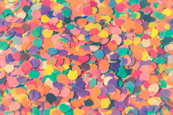 confetti'