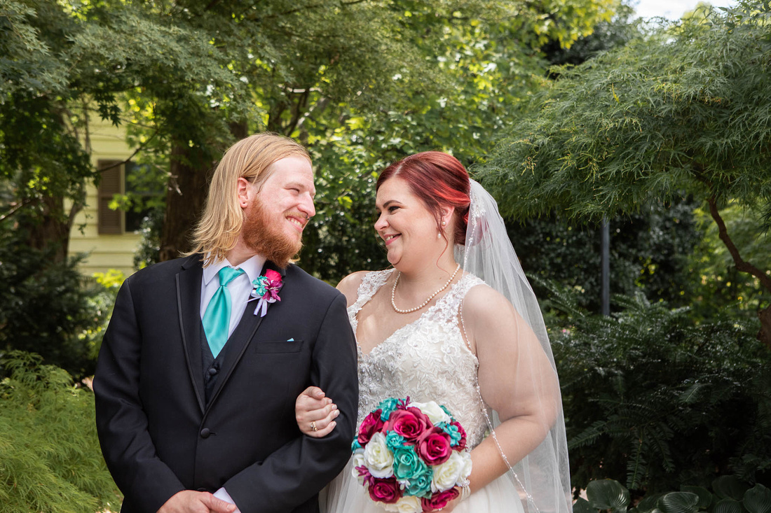 Brittany Lynn Imagery LLC St Charles MO Photographer Conservatory Wedding Main Street Historic St Charles -0549