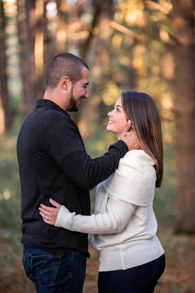 Brittany Lynn Imagery LLC Busch Wildlife St. Charles, MO Engagement Photography-1550