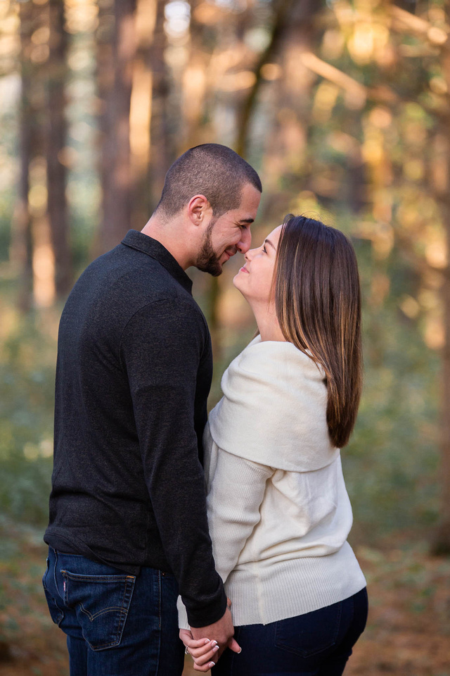 Brittany Lynn Imagery LLC Busch Wildlife St. Charles, MO Engagement Photography-1543
